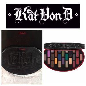 Kat Von D Fetish Palette